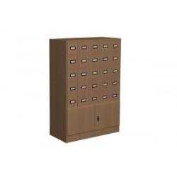 Szafka katalogowa D 30 szuflad