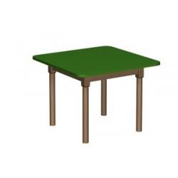 Stół regulowany kwadratowy 700x700