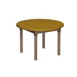Stół regulowany okrągły fi 900