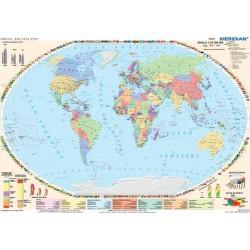 Mapa polityczna świata - PROMOCJA