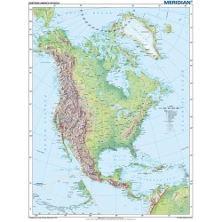 North America physical