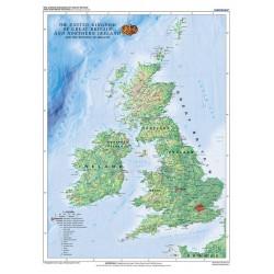The British Isles Physical