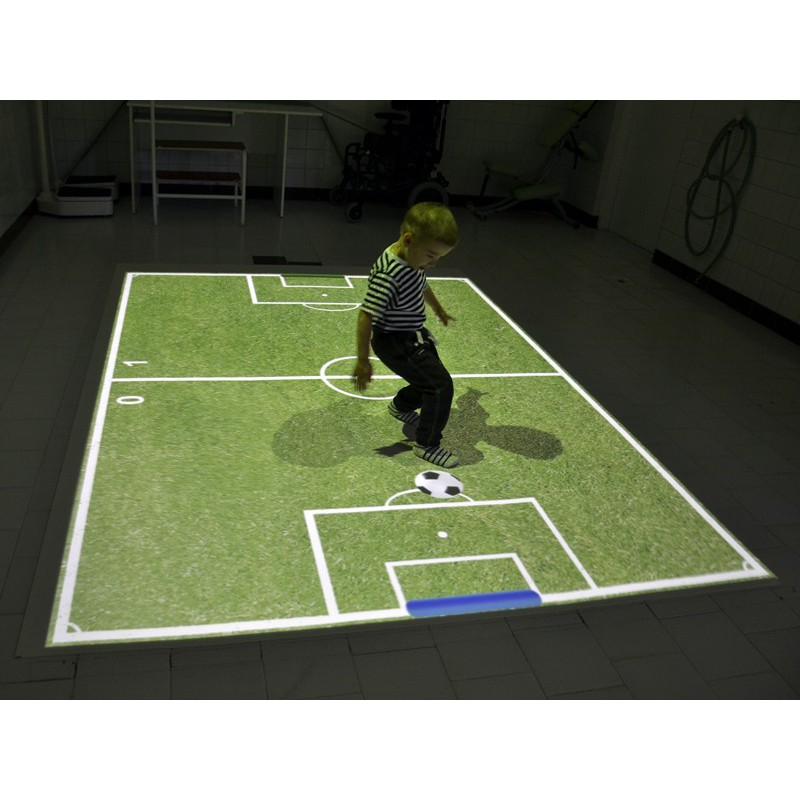 Zaawansowane Podłoga interaktywna - multimedialna - MasterEdukacja QB54