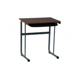 Biurko komputerowe Kacper z ruchomą półką