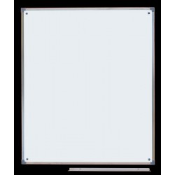 Tablica magnetyczna biała, 1,00 m  x  0,85