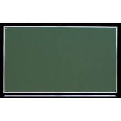 Tablica ceramiczna magnetyczna zielona, 1,00 m  x  1,70