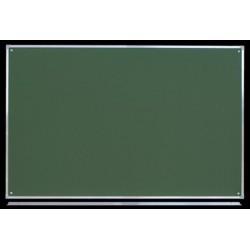 Tablica ceramiczna magnetyczna zielona, 1,00 m  x  1,50