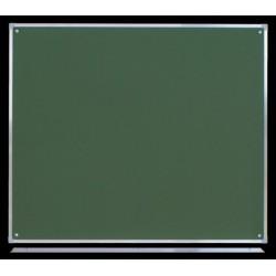 Tablica ceramiczna magnetyczna zielona, 1,00 m  x  1,20