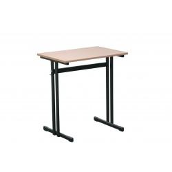 Stolik szkolny 1-osobowy Reks