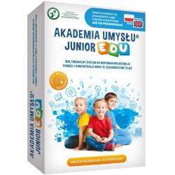Akademia Umysłu - Junior EDU z dodatkiem j.angielskiego