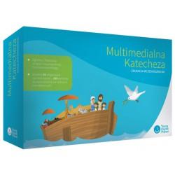Multimedialna Katecheza - dzieci w wieku 5-9 lat (wersja offline/ na Pendrive)