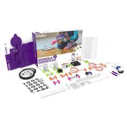 Klocki elektroniczne littleBits - littleBits Gizmos & Gadgets Kit vol.2