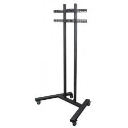 Uniwersalny wózek lub stojak, poziom/portret, max 60cali (VESA 800 x 600)