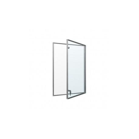 Gablota zewnętrzna GMZ 100x120 cm