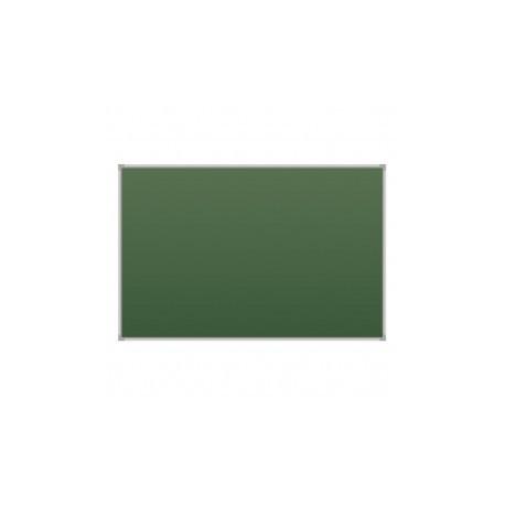 Tablica magnetyczna zielona TAZ do pisania kredą 100x120 cm