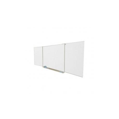 Tablica Tryptyk biała suchościeralna 170x100 cm + 2x85x100 cm