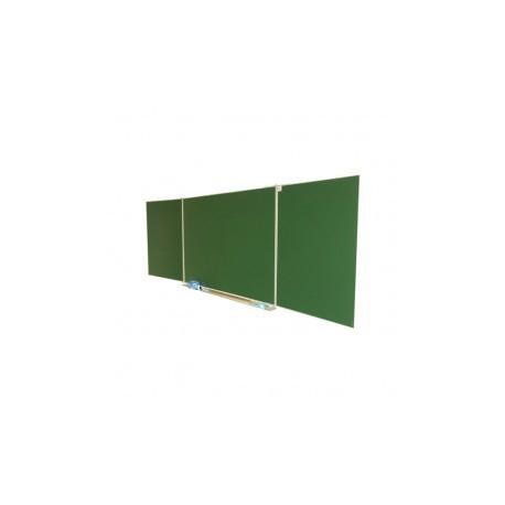 Tablica Tryptyk do pisania kredą 170x100 cm + 2x85x100 cm