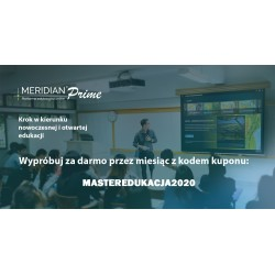 Platforma Meridian Prime...