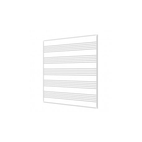 Tablica magnetyczna pięciolinia suchościeralna 170x100 cm