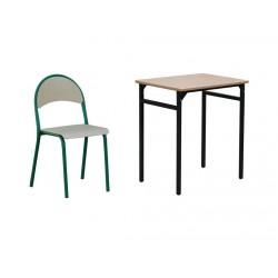 Zestaw 1x krzesło Gaweł  1x...