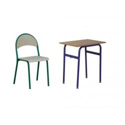 Zestaw 1x krzesło Gaweł + 1...