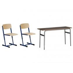 Zestaw 2x krzesło Reks...