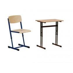 Zestaw 1x krzesło Reks...