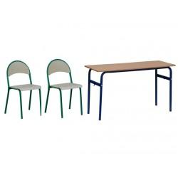 Zestaw 2x krzesło Gaweł +...