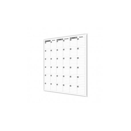Tablica do planowania miesiąca 170x100 cm