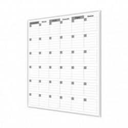 Tablica do planowania miesiąca 200x120 cm