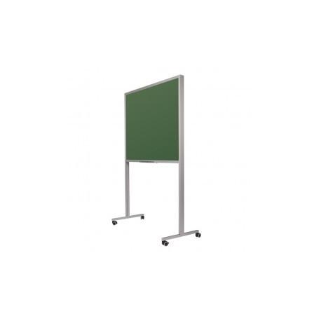 Tablica magnetyczna wolnostojąca zielona 120x100x190 cm