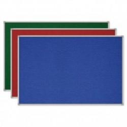 Tablica tekstylna w ramie aluminiowej 60x90 cm