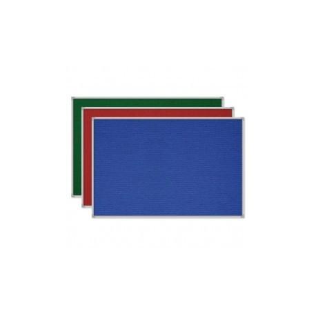 Tablica tekstylna w ramie aluminiowej 100x200 cm
