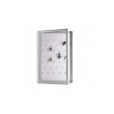 Gablota na klucze 80x120 cm 150 kluczy