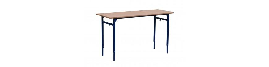 Ławki szkolne regulowane