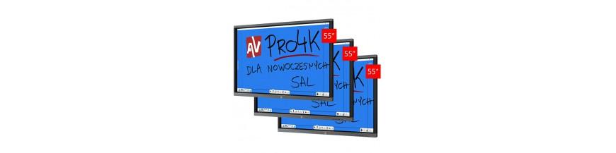 Gotowe pakiety Monitorów Interaktywnych