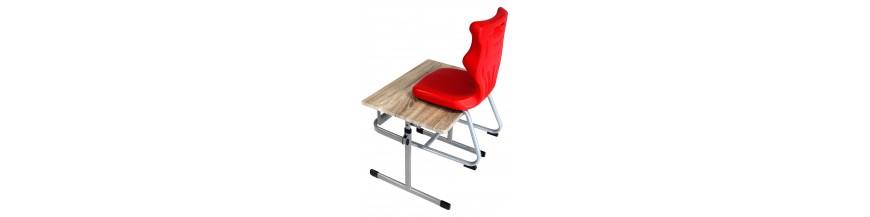 Zestaw krzesło + stolik