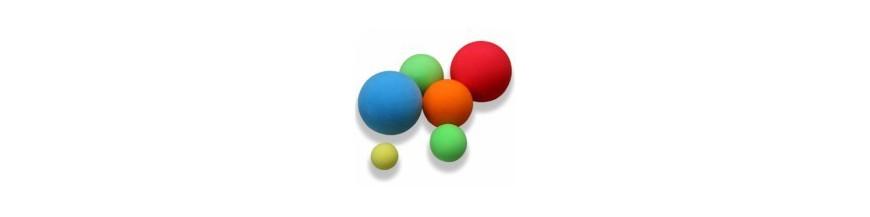 Piłki piankowe